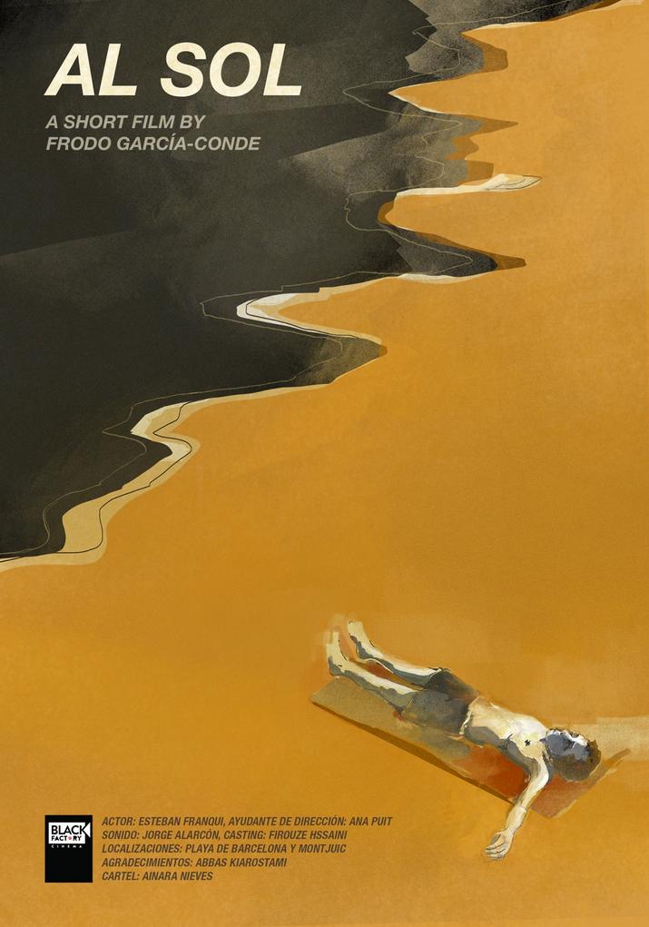 Poster, diseño por Ainara Nieves