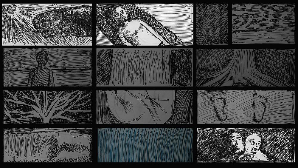 Storyboard by Frodo García-conde