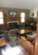 Interior living room DunPuttin Place
