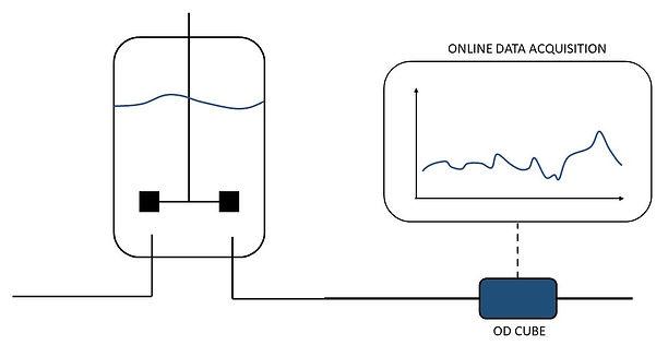 Process flow detector Essi ODcube