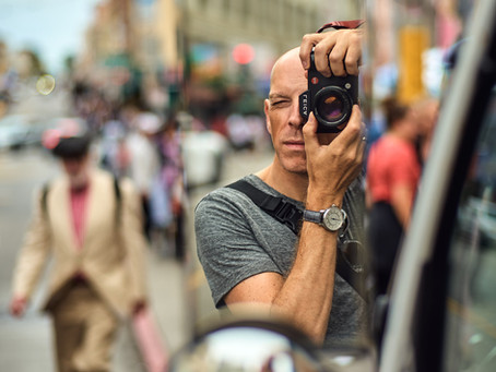 The magic of the Leica 50mm Noctilux