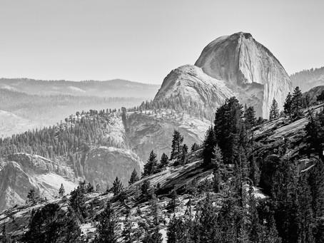 California in Black & White