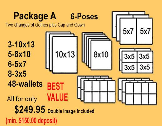 Pkg-A)  - Pay In Full - $249