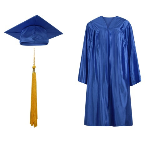 Graduation Cap and Gown