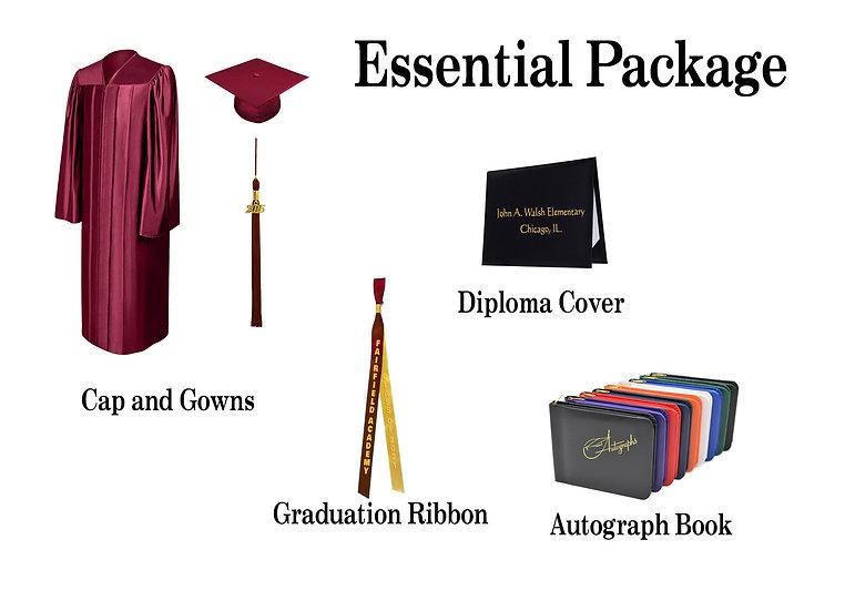 Walsh Graduation Essential Package