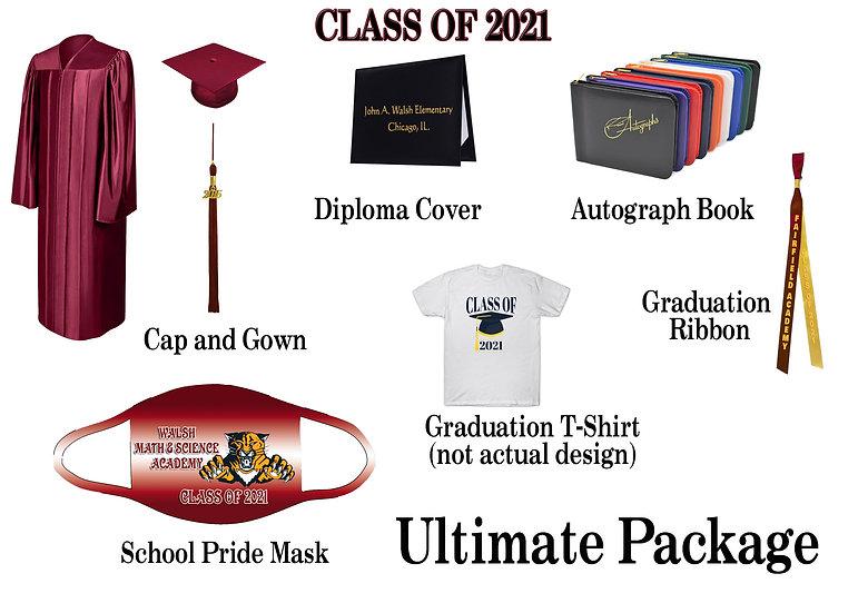 "Walsh Graduation ""Ultimate Package"""