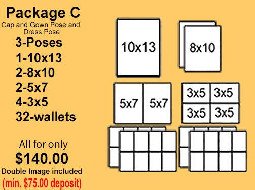 Pkg-C)  - Pay In Full - $140