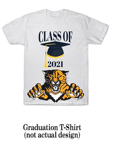 Walsh Graduation T-Shirt