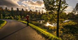Landscape photographer R
