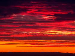PSummer Solstice Sunset
