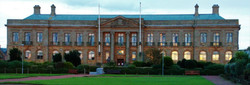 Ayr County Building