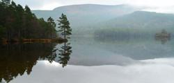 Loch in the Mist
