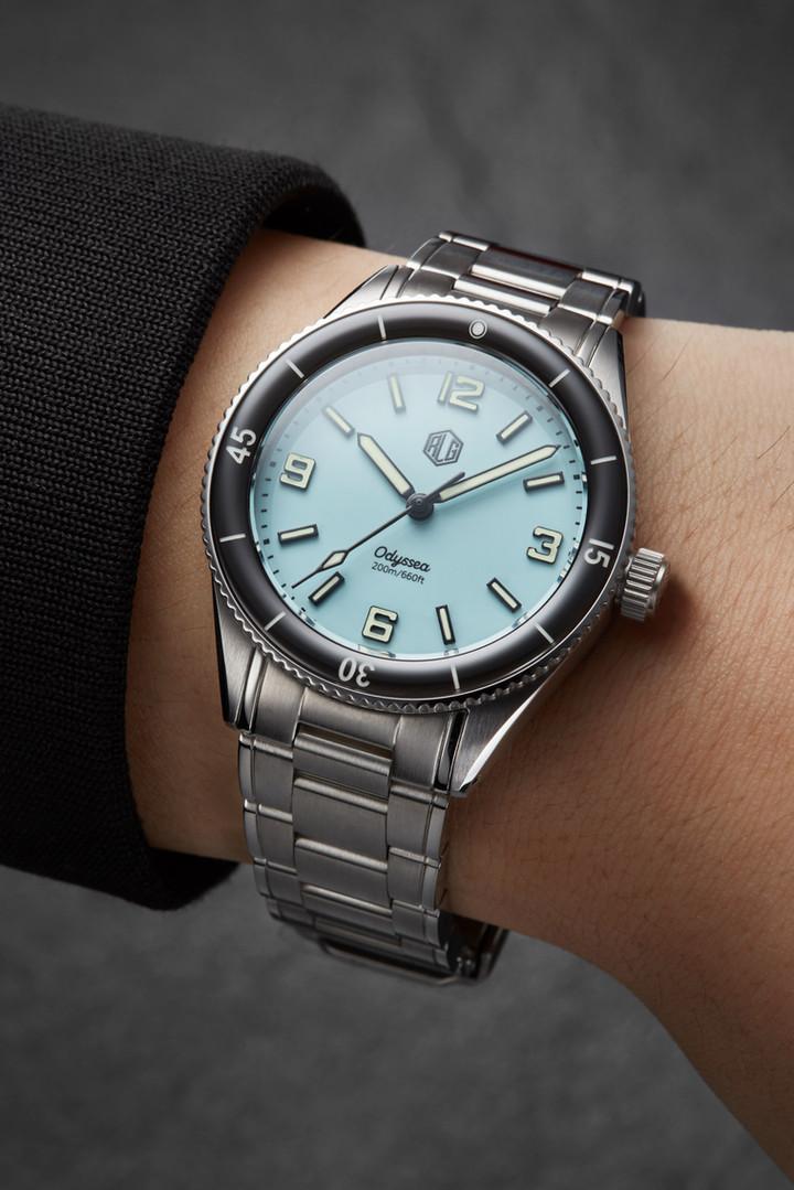 8 wrist [2021-02-04] Richard Le Grand Al
