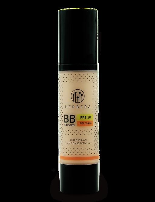 BB Cream ECO & VEGAN con Hialurónico, PIEL CLARA