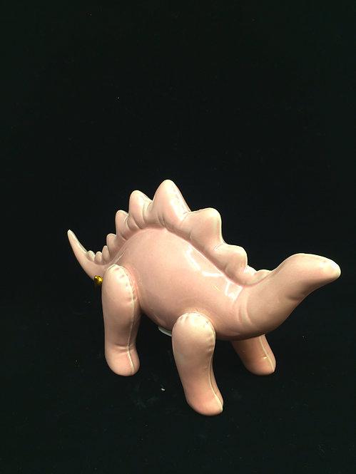 Hucha Stegosaurus cerámica