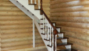 деревянная лестница jpg