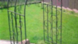арки садовые jpg
