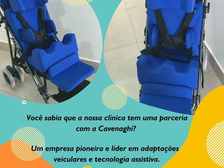 Você sabia que nossa clínica tem uma parceria com a Cavenaghi?