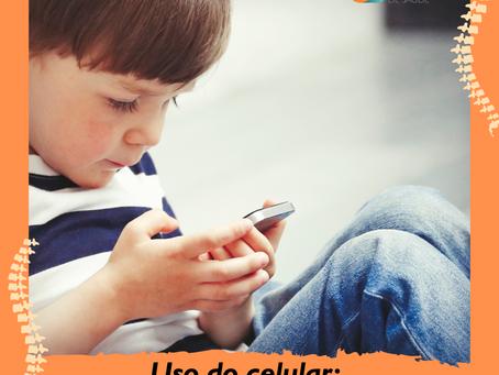 Uso de Celular: Existe postura Correta?