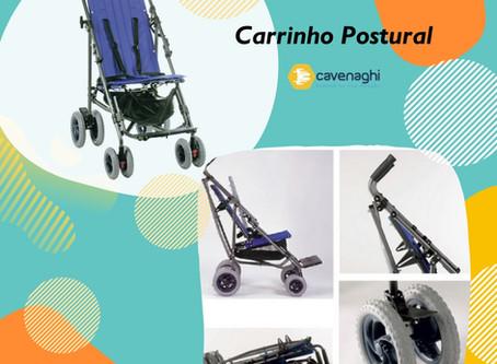 Carrinho Postural - Eco Buggy