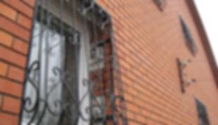 решетки сварные на окна jpg