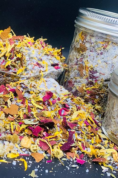 Botanical Bath Scrub Single