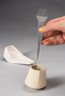 Teaspoon Funnel