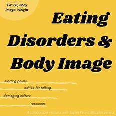 Eating Disorders & Body Image