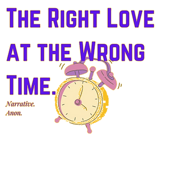 The right love at the wrong time