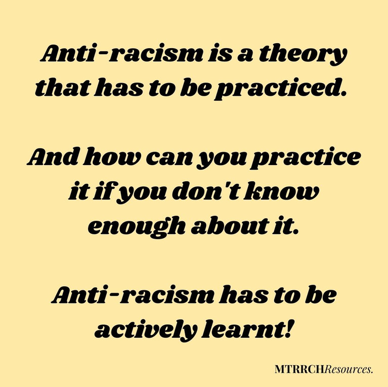 A theory that has to be practice