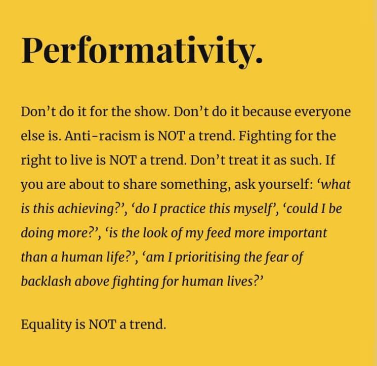 Performativity