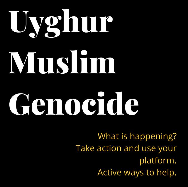 Uyghur Muslim Genocide