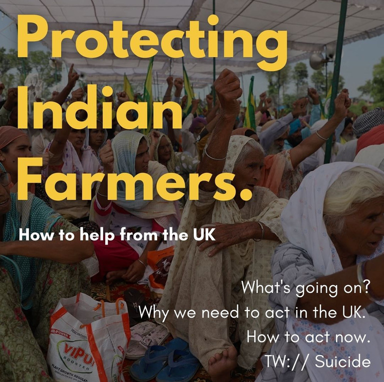 Protecting Indian Farmers