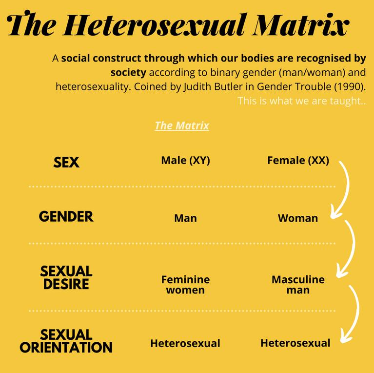 The Heterosexual Matrix