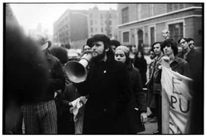 Richie Pérez, Young Lords Party