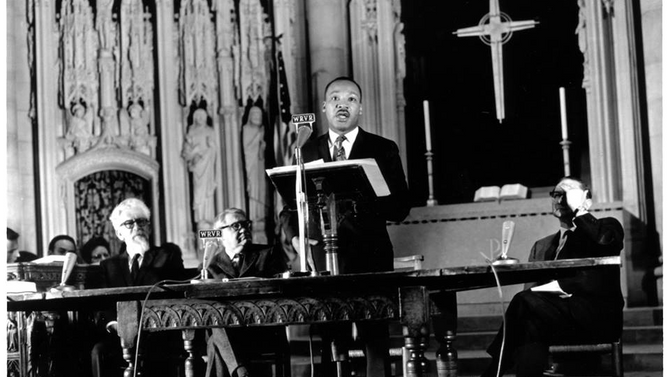 Remembering MLK: Driving Out Darkness as well as Capitalism