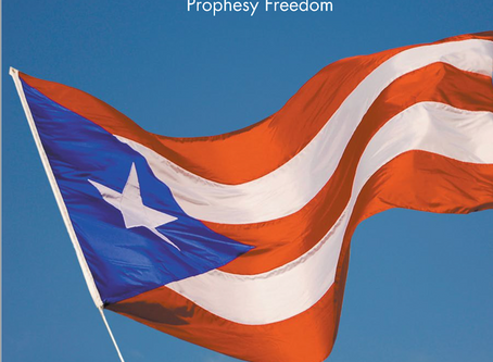 """""""A Puerto Rican Decolonial Theology: Prophecy Freedom"""" by Dr. Teresa Delgado"""