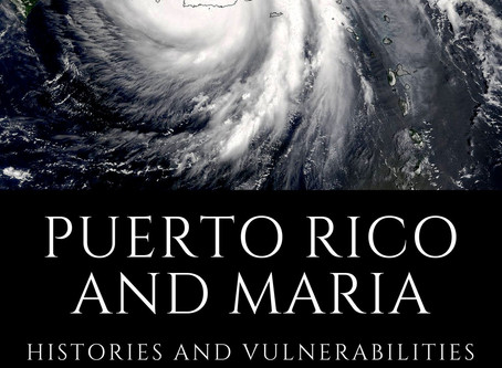 Puerto Rico and Maria: Histories and Vulnerabilities in the Eye of the Storm