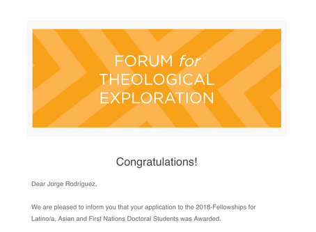 FTE Doctoral Fellowship