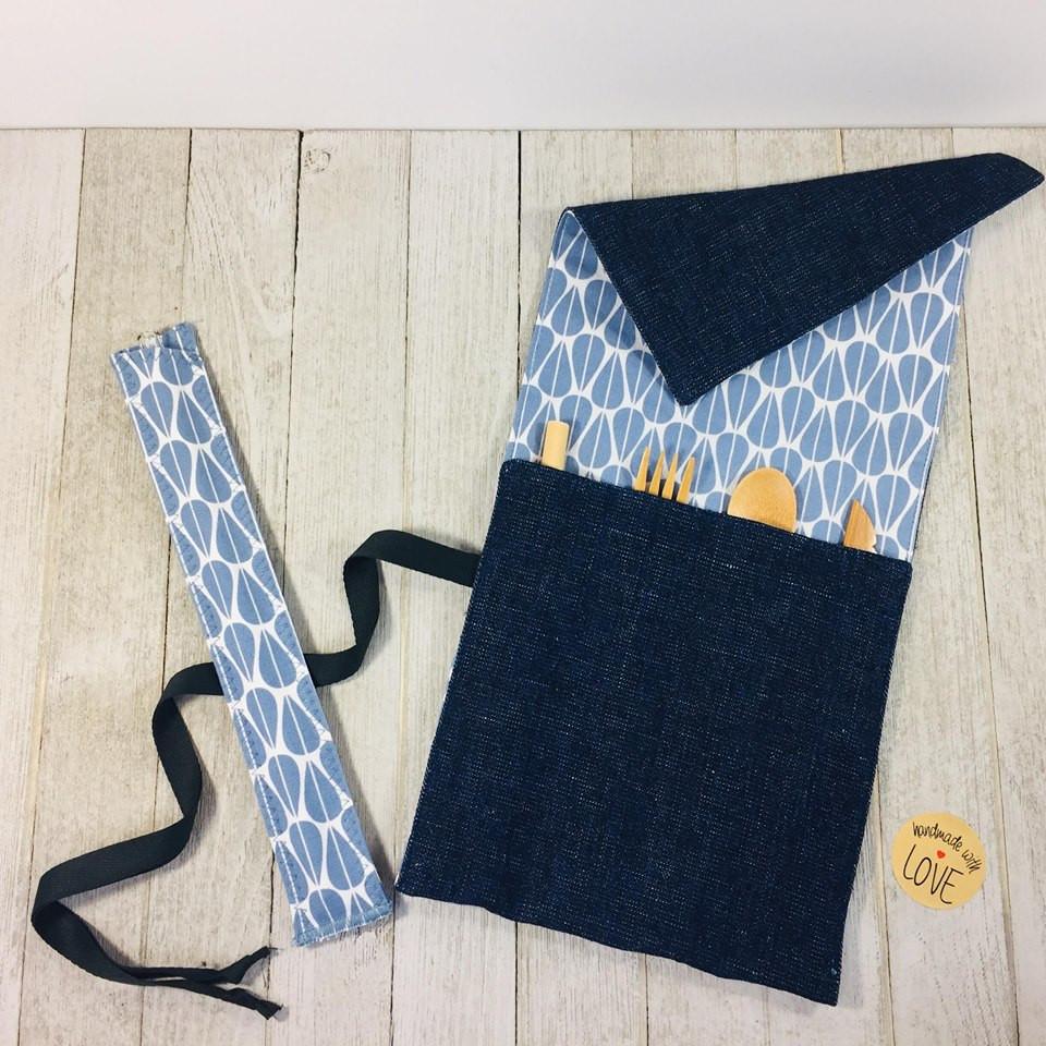 Multi-Utensil Pack & StrawSleeves