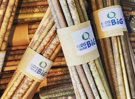 Free Straws For Earth Day