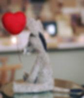 Needle Felted Donkey - Copyright Jo Gardiner