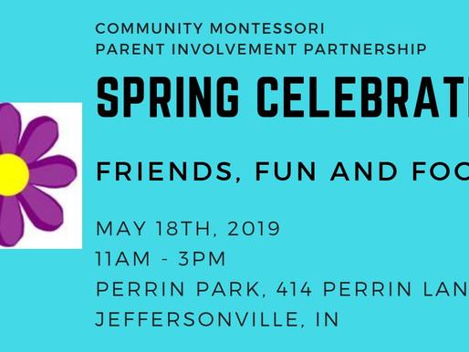 Spring Celebration 2019