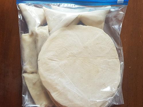 Frozen snack pack
