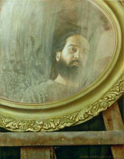 Sucias reflexiones (autorretrato)
