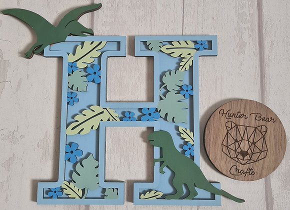 Themed Wall Letters
