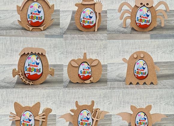 Halloween Egg Heads