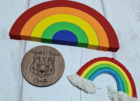 Classic Rainbow Stacker