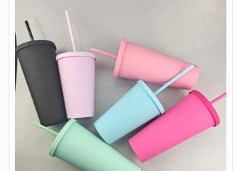 16oz Matte Cups