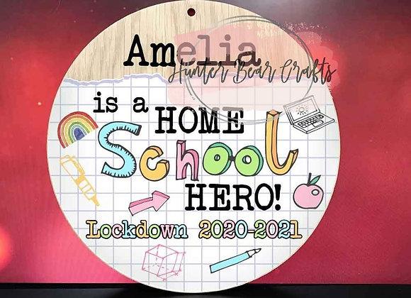 Home school medals